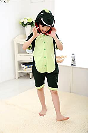Children's Cotton Sleepwear Summer (Tigger-suit for 106~120cm height child)