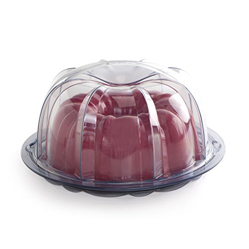 Nordic Ware Bundt Keeper with Bundt Pan (Nordic Ware Cake Pan With Lid compare prices)