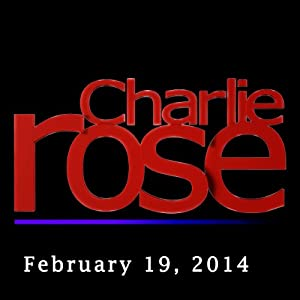 Charlie Rose: James Jones, Sandra Bullock, and Alfonso Cuarón, February 19, 2014 Radio/TV Program