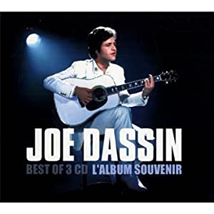 Best Of Joe Dassin : L'Album souvenir (Coffret 3 CD)
