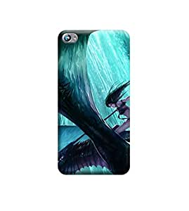 EPICCASE Premium Printed Mobile Back Case Cover With Full protection For Micromax Canvas Fire 4 A107 (Designer Case)