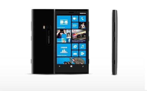 Nokia Lumia 920 32GB black Windows Phone on EE / Tmobile / Orange Network Black Friday & Cyber Monday 2014