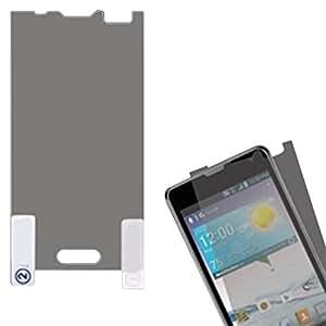 MyBat LG MS659 Optimus F3 Anti-Grease LCD Screen Protector - Retail Packaging - Clear