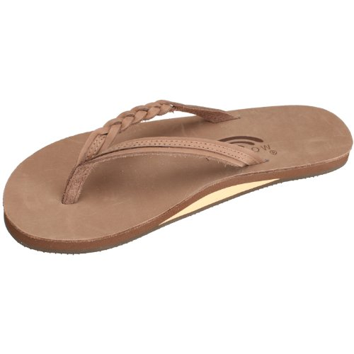 Leather Flip Flops For Women