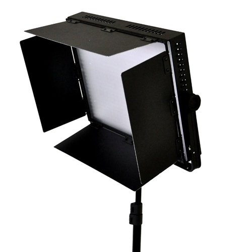 Cowboystudio 1200 Led Dimmable Video Light Panel Photography Studio Portrait Lighting 24V Dc, 110V-230V (Cn1200H)
