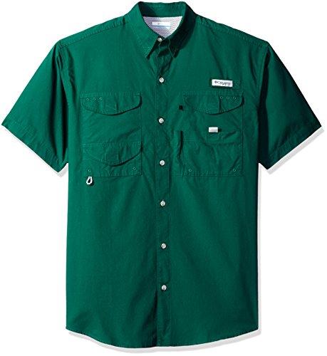 Columbia-Mens-Bonehead-Short-Sleeve-Work-Shirt