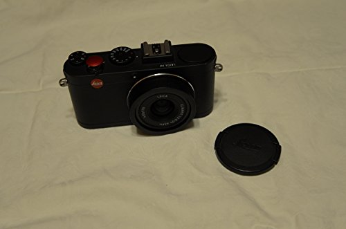 Leica 18450 X2 16.5Mp Compact Camera With 2.7-Inch Tft Lcd (Black)