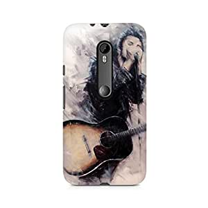 Mobicture Girl Abstract Premium Printed Case For Moto X Style