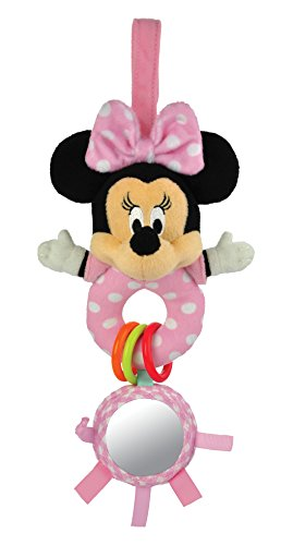 Kids Preferred Disney Attachable Loop Toy, Minnie Mouse