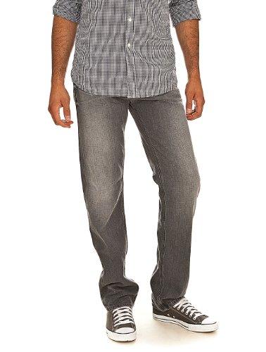 Jeans Lincoln Metal Grey Guess W32 L34 Men's