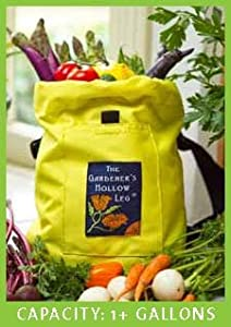 The Gardener's Hollow Leg Gardeners Hollow Leg Wearable Weeding/Harvest Bag JR at Sears.com