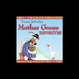 Tomie DePaola's Mother Goose Audiobook