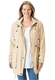 Woman Within Women's Plus Size Jacket…