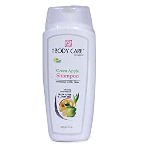 Green Apple Shampoo for Normal to oily Hairs