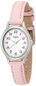 [セイコー ウオッチ]SEIKO WATCH 腕時計 ingene アンジェーヌ クオーツ ハードレックス日常生活用防水 AHJK422 レディース