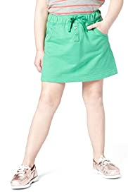 Elasticated Waistband Skirt with Stay New™