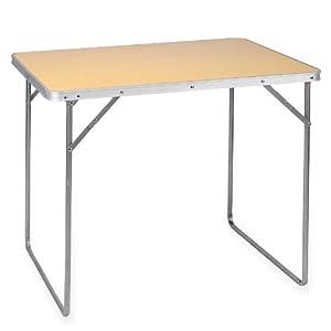 Table pliante 80 x 60 x 69 cm cuisine maison for Table cuisine 80 x 60