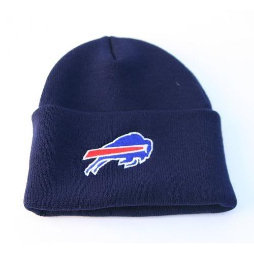 Cheap Buffalo Bills Blue Winter Knit Cap (Cuffed)