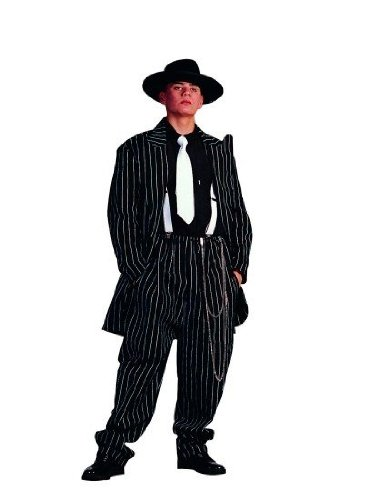 RG Costumes 80133-M Zoot Suit Costume - Size Adult Medium
