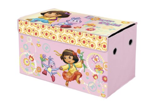 Nickelodeon Dora the Explorer Collapsible Storage Trunk (Collapsible Storage Trunks compare prices)