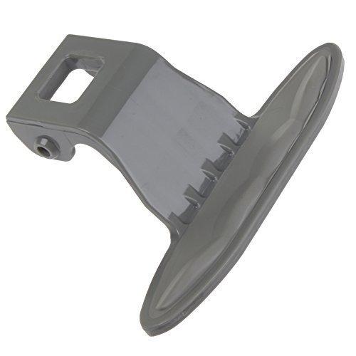 Genuine LG MEB61281101Maniglia per porta lavatrice e lavasciuga, colore: grigio