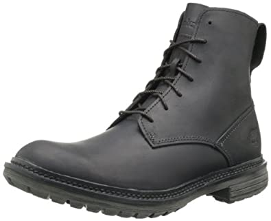 Timberland秋冬新款特里蒙特6寸男靴Tremont 6 Inch Boot 黑折后$67.66