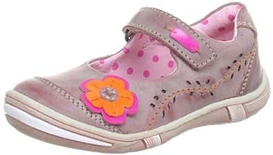 Indigo 322 84 Mädchen Slipper, Pink (pink kombi 563), EU 27