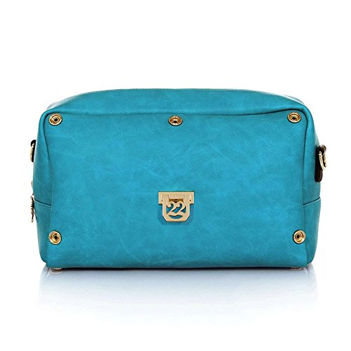 Numeroventidue BODY TURTLE MEDIUM Borse Accessori Cloudy Blue Cloudy Blue TU