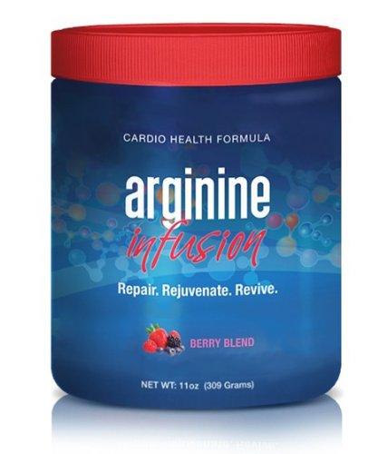 L-Arginine Infusion Cardio Health 5,000mg L-arginine + 1,000mg L-citrulline Per Serving