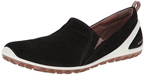 ECCO Biom Lite Ladies Scarpe da Corsa, Donna, Nero(Black/Woodrose 59930), 36