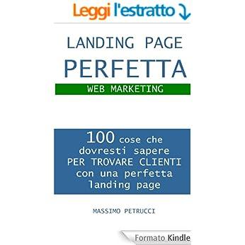 landing page perfatta