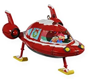 #!Cheap Little Einsteins 2009 Hallmark Ornament
