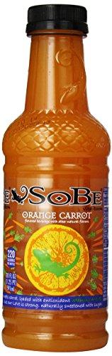 Sobe Orange Carrot, 20 Oz front-223798
