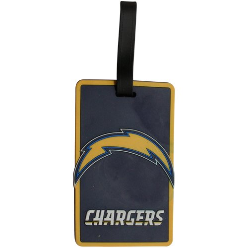 San Diego Chargers Backpack: All NFL Luggage Tags Price Compare