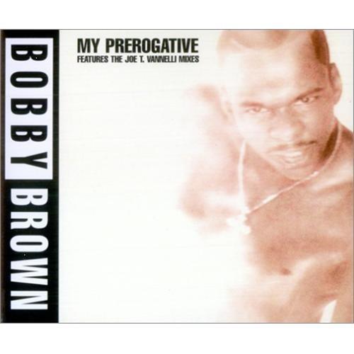 Bobby Brown - My Prerogative - Zortam Music