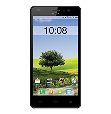 Intex Aqua Life 2 (White-Orange)