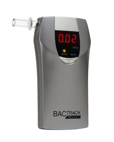 BACtrack S50 Breathalyzer Portable Breath Alcohol Tester