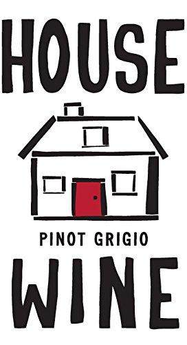 Nv House Wine Pinot Grigio Box 3.0L