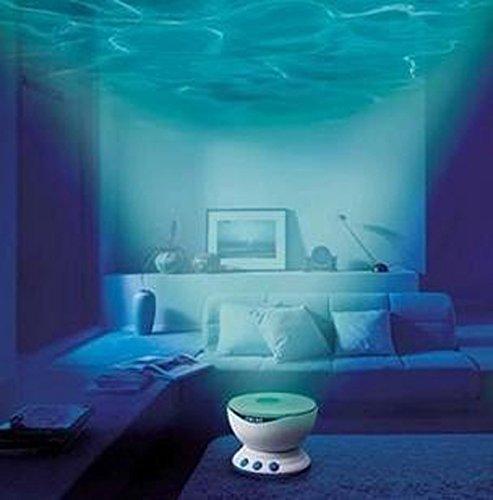 Mini Wave Projector Home Decor Led Light