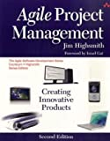 Image of Agile Project Management: Creating Innovative Products (Agile Software Development)
