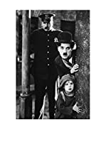 Best seller living Lienzo Charlie Chaplin, The Kid