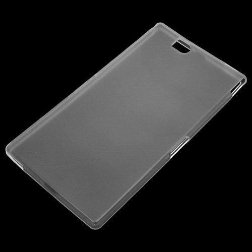 PDA工房 TPUケース Xperia Z Ultra(クリア) SOL24 /SGP412JP