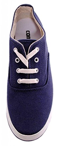Converse-Unisex-111103-Navy-Canvas-Casual-Shoes