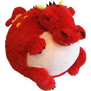 15 Red Dragon Plush