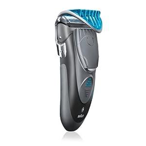 Braun CruZer 6 Face - Afeitadora y recortadora