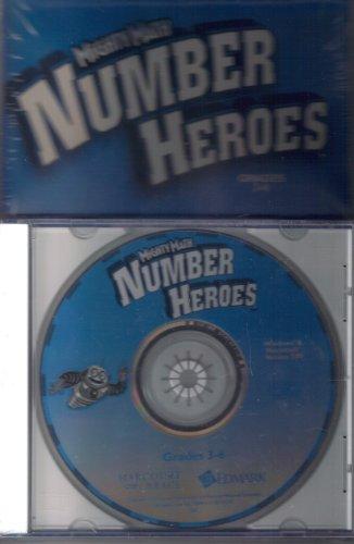 Number Heroes CD-ROM Package Grs 3-6