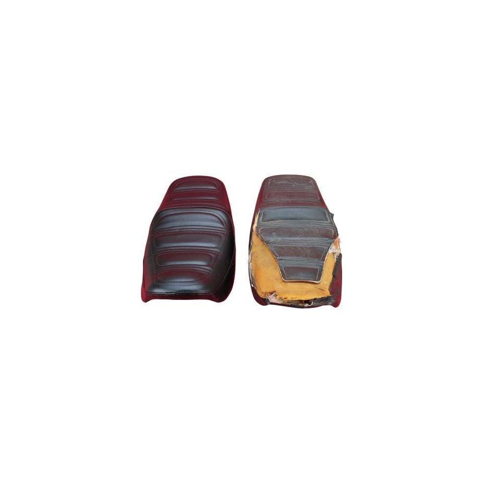 Saddlemen Saddle Skins Motorcycle Replacement Seat Cover H502