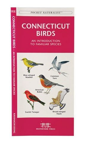 Connecticut Birds: An Introduction to Familiar Species (State Nature Guides)