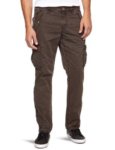 Esprit E3C286 Men's Cargo Trousers Urban Brown W30 INxL32 IN