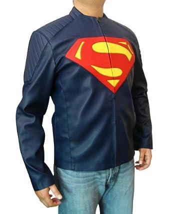 M Steel New Logo Jacket - Super PU Leather Costume (XS)